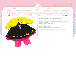 Banner - Little Darlings Fashion Range