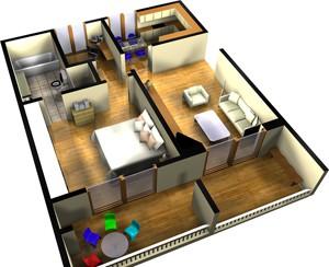 Apartment Visuals